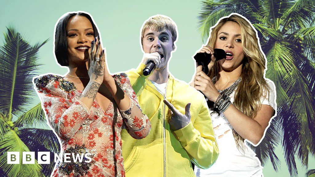 The secrets of a hit summer song - BBC News