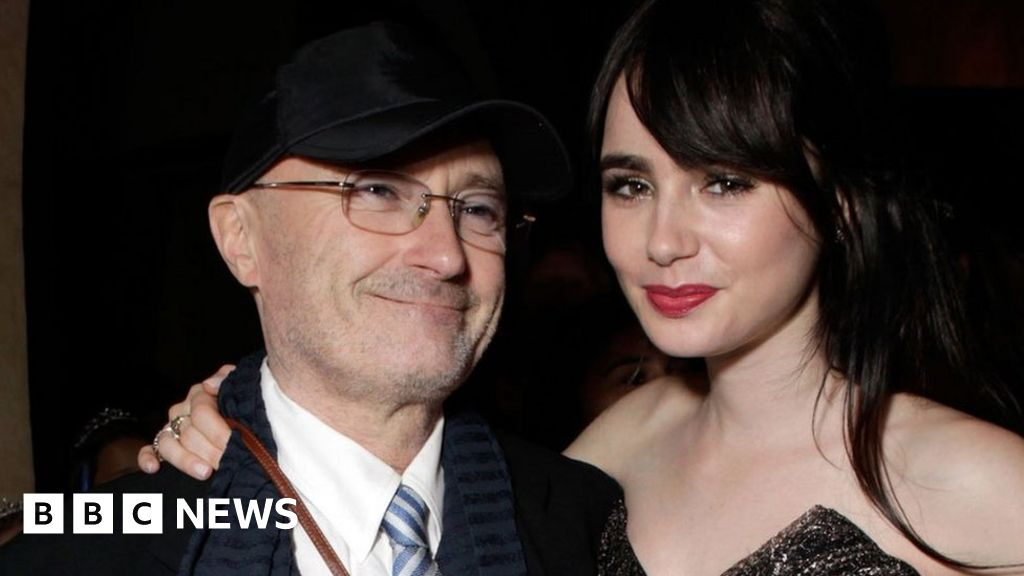 who is lily collins dad