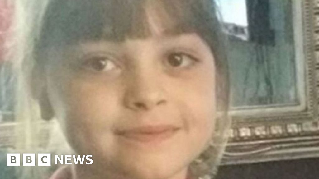 Youngest Manchester attack victim 'a beautiful girl'