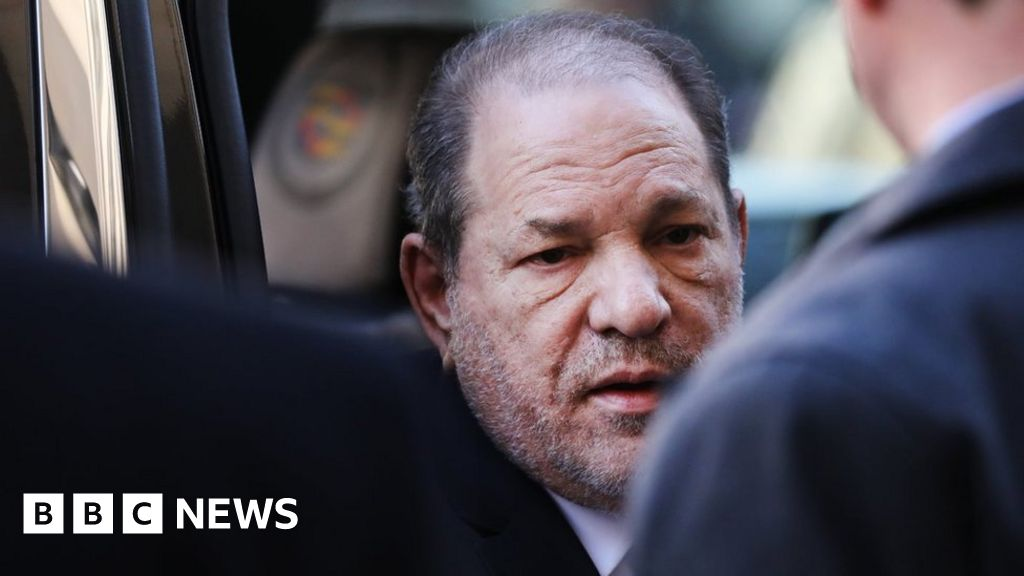 Harvey Weinstein Jailed For 23 Years In Rape Trial Bbc News