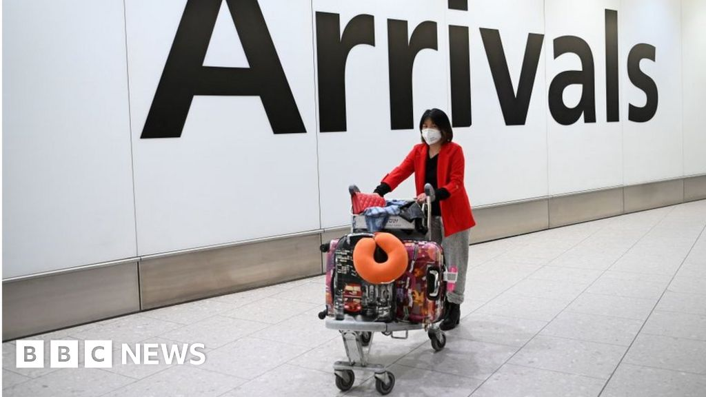 Coronavirus: No determination on Wales' abroad journey restrictions thumbnail
