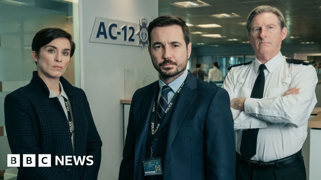 75a79e2a5ac Line of Duty  New series is  scariest yet  - BBC News