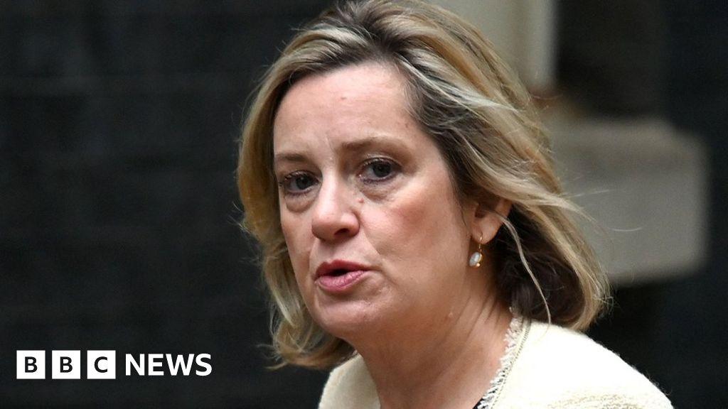 Amber Rudd: Former Home Secretary standing down
