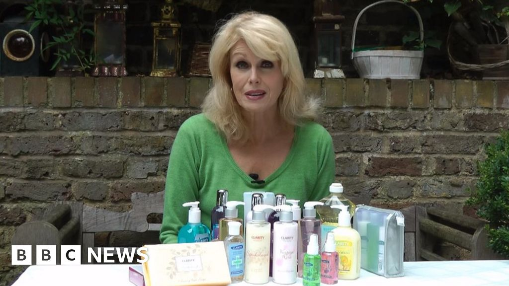 Joanna Lumley 'shocked' at claims disabled workers unpaid