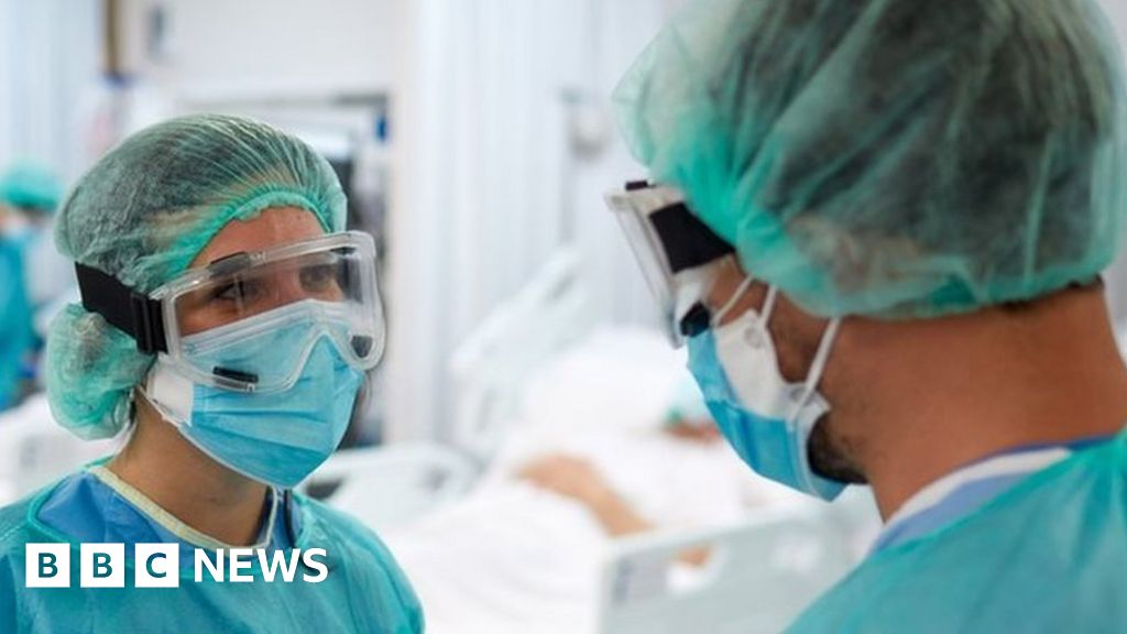 NHS in Wales under highest pressure ever, says chief executive