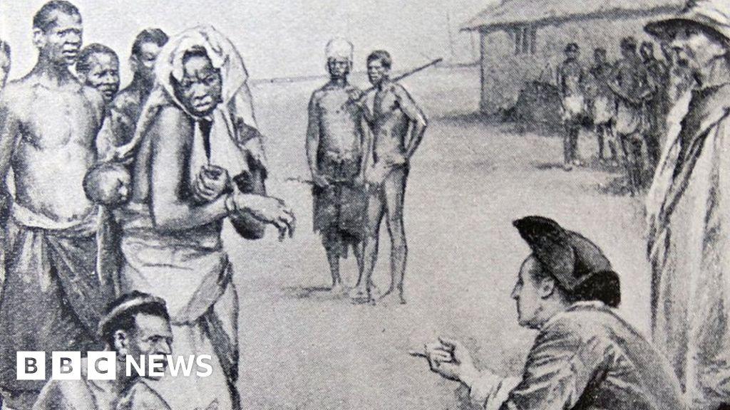 Black Lives Matter: New hidden slave trade sites in Wales revealed