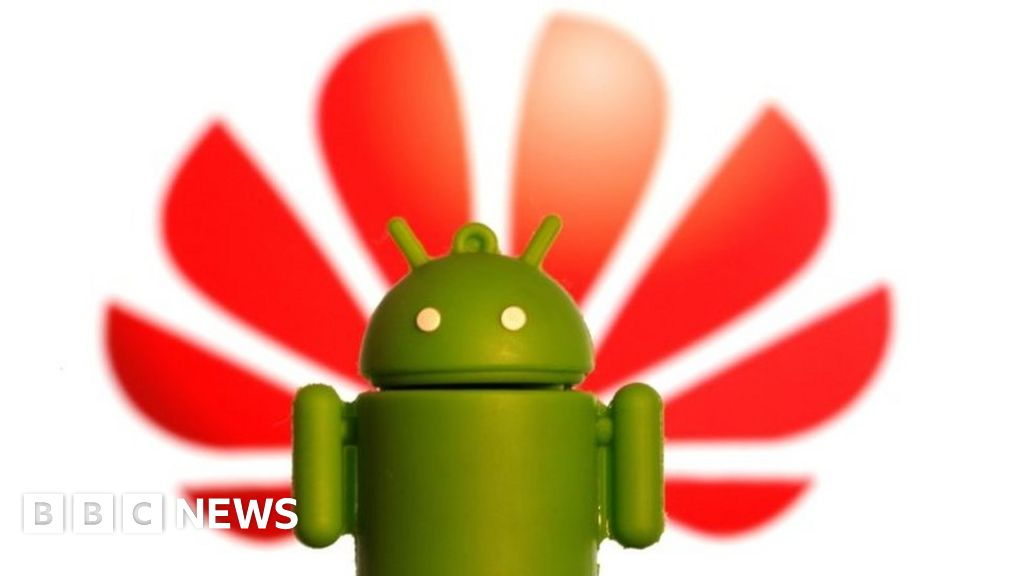 Huawei's Android loss: How it affects you - BBC News