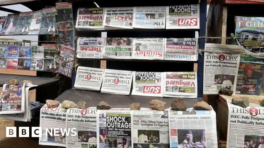 Letter from Africa: Fake news and Nigeria's media