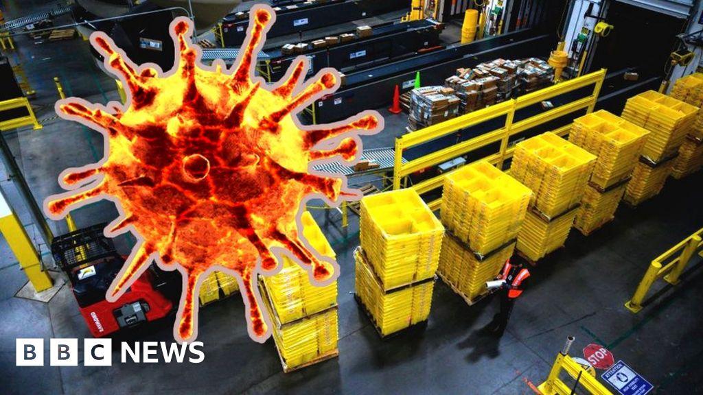 Coronavirus: Amazon offers unlimited sick days to halt spread thumbnail