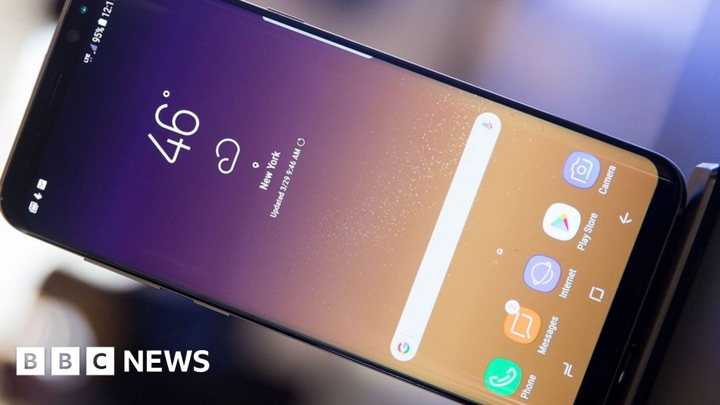 Samsung won't be forced to update old phones - BBC News