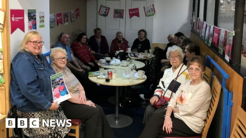 We Are Stoke-on-Trent: Welcome to the Chatty Cafes