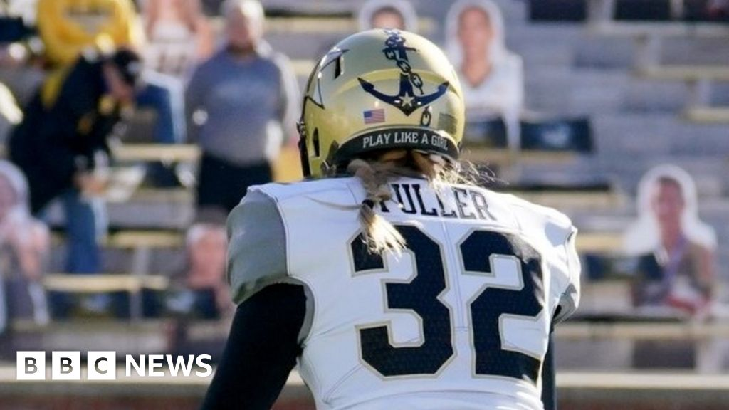 American football: Sarah Fuller makes history as first woman in a Power 5 game