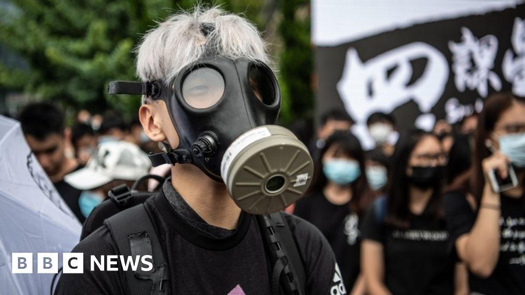 Hearthstone gamer banned for Hong Kong protest
