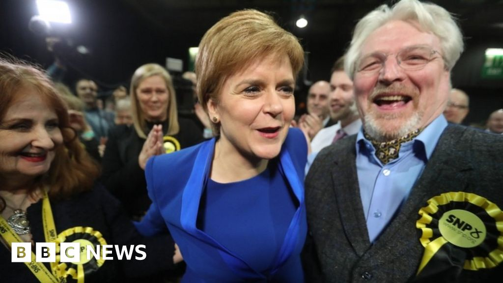 Scotland election results in 2019: SNP wins election landslide in Scotland
