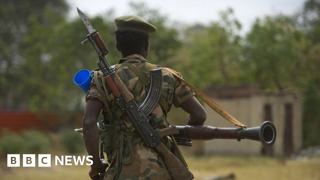South Sudan: Women raped 'as reward for fighters' - BBC News