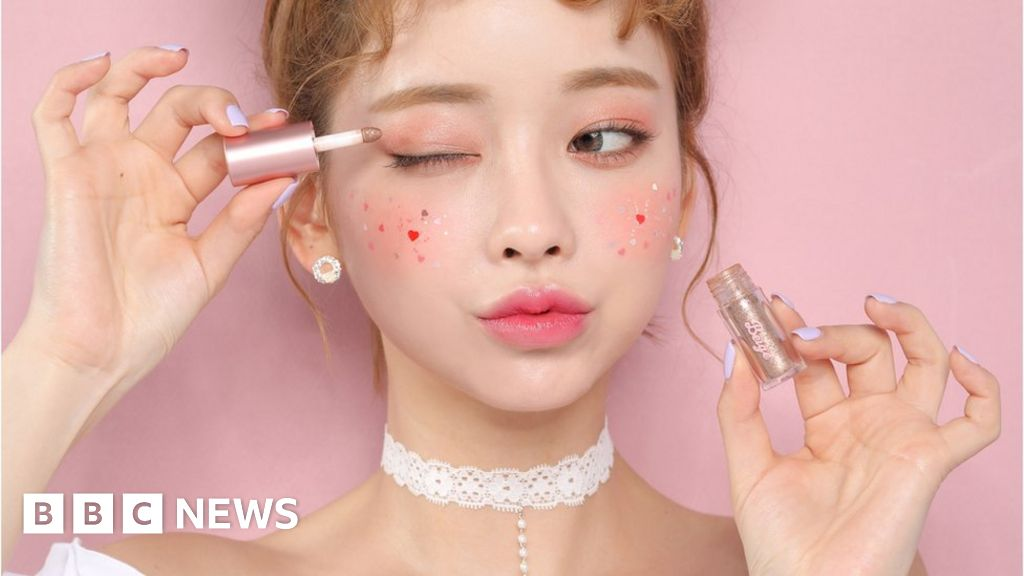 The rise of Korean make-up in the West