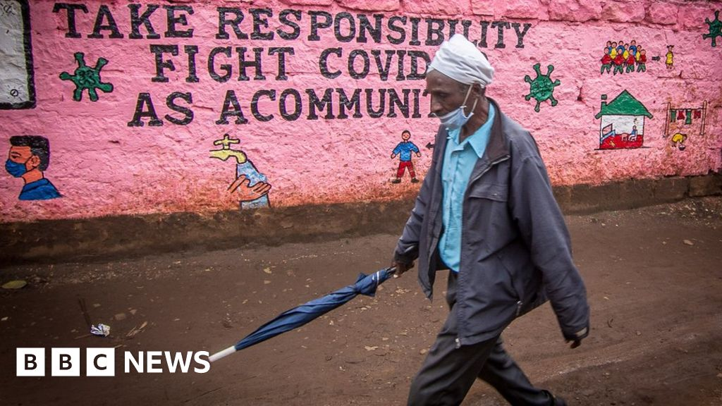 Coronavirus in Kenya: Fearing 'money heists' amid pandemic