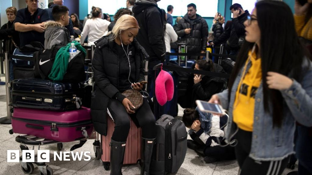 Gatwick drone attack possible inside job, say police