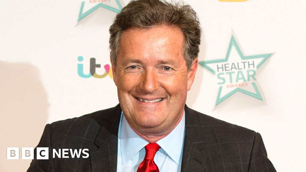 Ofcom clears Piers Morgan over Meghan comments on Good Morning Britain