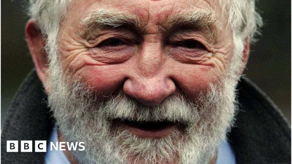Naturalist and presenter David Bellamy dies at 86