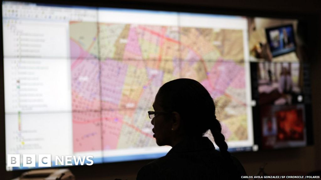 Police surveillance: The US city that beat Big Brother - BBC