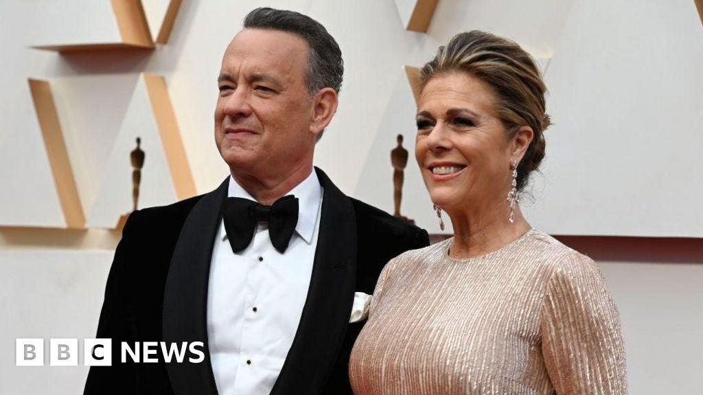 Tom Hanks and Rita Wilson, published by Corona-Virus-treatment