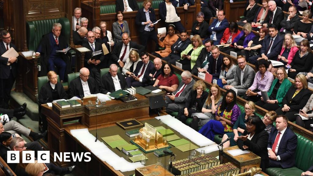 Special sitting for MPs to decide Brexit future