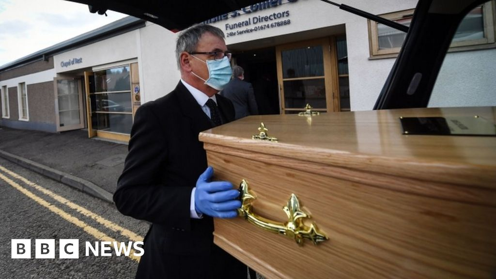 Covid: Coronavirus deaths in Scotland pass 5,000 milestone