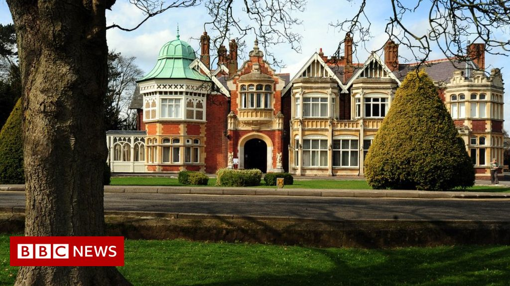 Bletchley Park's contribution to WW2 'over-rated'
