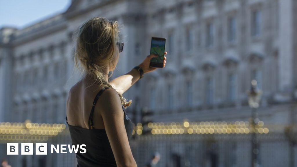 Why Pokemon Go may have passed its peak - BBC News