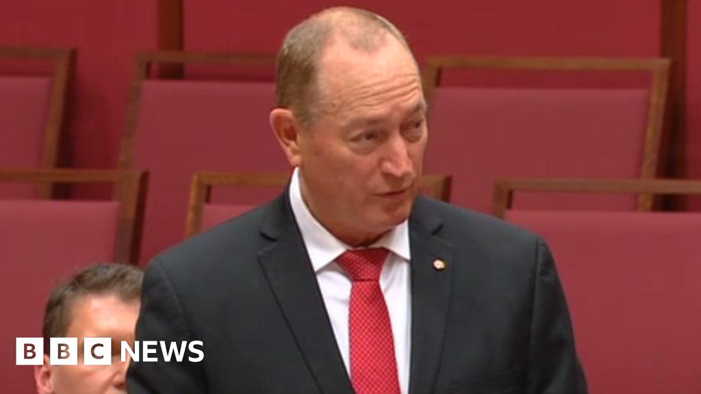 Australia outcry at 'closing acknowledge' speech thumbnail