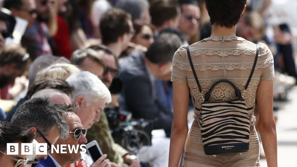515038db44a6 Burberry burns bags, clothes and perfume worth millions - BBC News