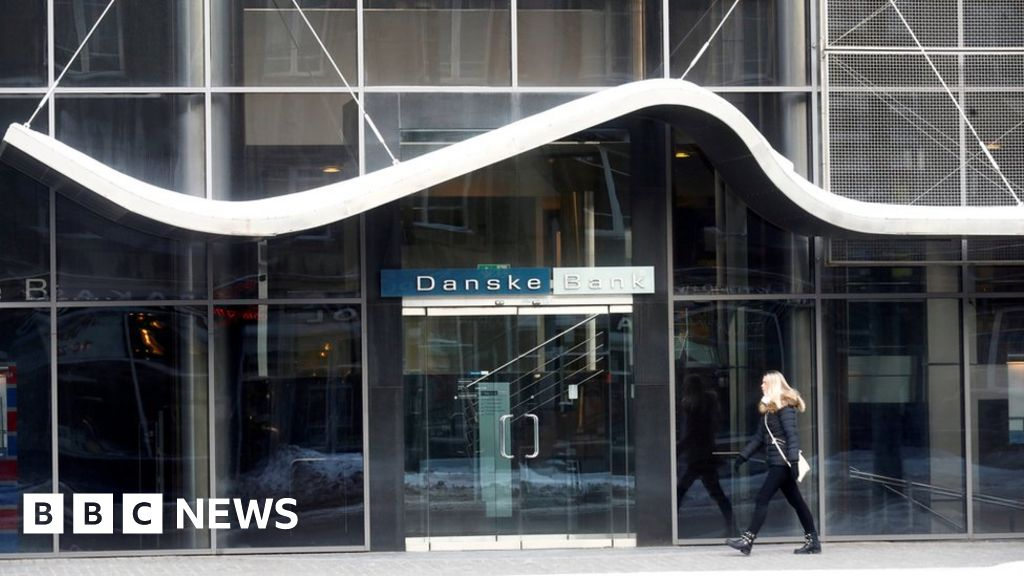 Estonia orders Danske Bank branch to shut