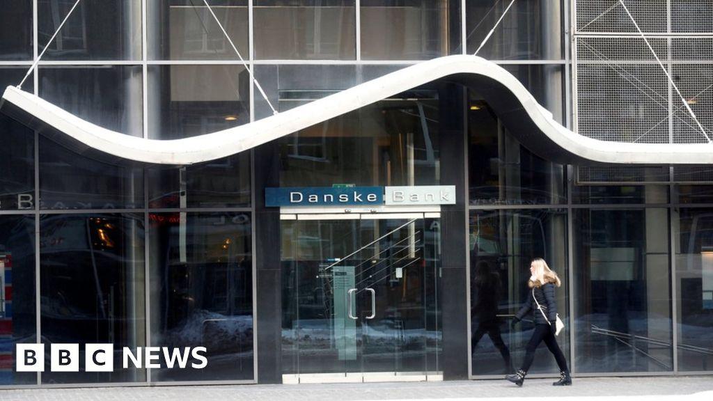 Estonia orders Danske Bank branch to shut