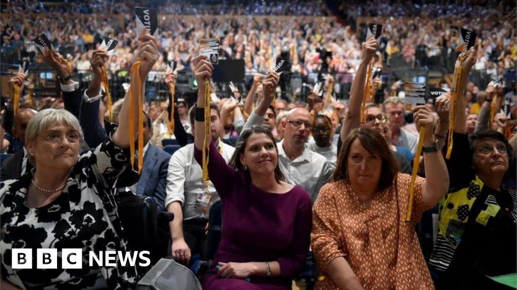 Lib Dems pledge to cancel Brexit