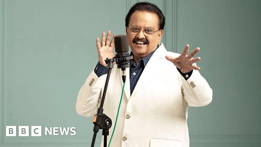 SP Balasubrahmanyam: Legendary Indian singer dies