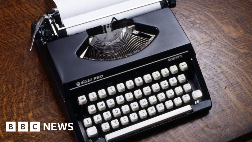Town dusts off typewriters after cyber-attack
