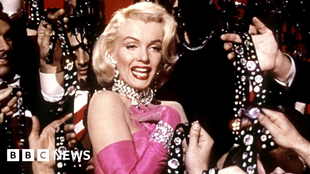 Jack Cole The Scary Dancer Who Made Marilyn Sparkle Bbc News