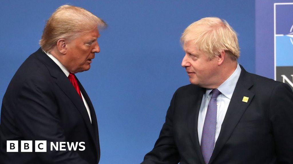 Qasem Soleimani: Boris Johnson said the U. S. air attack