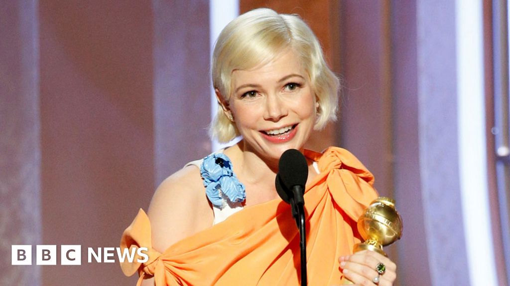 Golden Globes: Michelle Williams praised for the rights of women speech