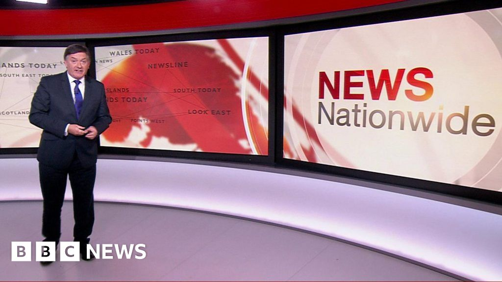 BBC News Photo: Afternoon Live With Simon McCoy: Highlights From First
