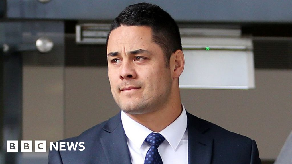 Rugby league player Jarryd Hayne denies rape thumbnail