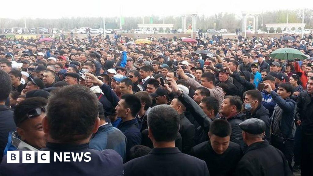 Protest News: Kazakhstan's Land Reform Protests Explained