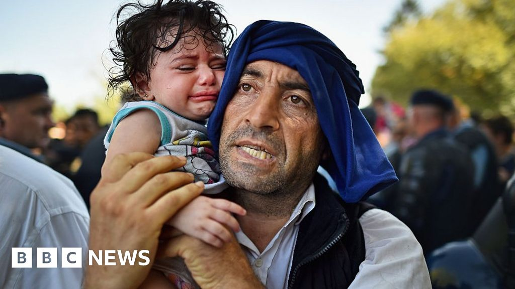 Hundreds of migrants still dying in Med five years since 2015