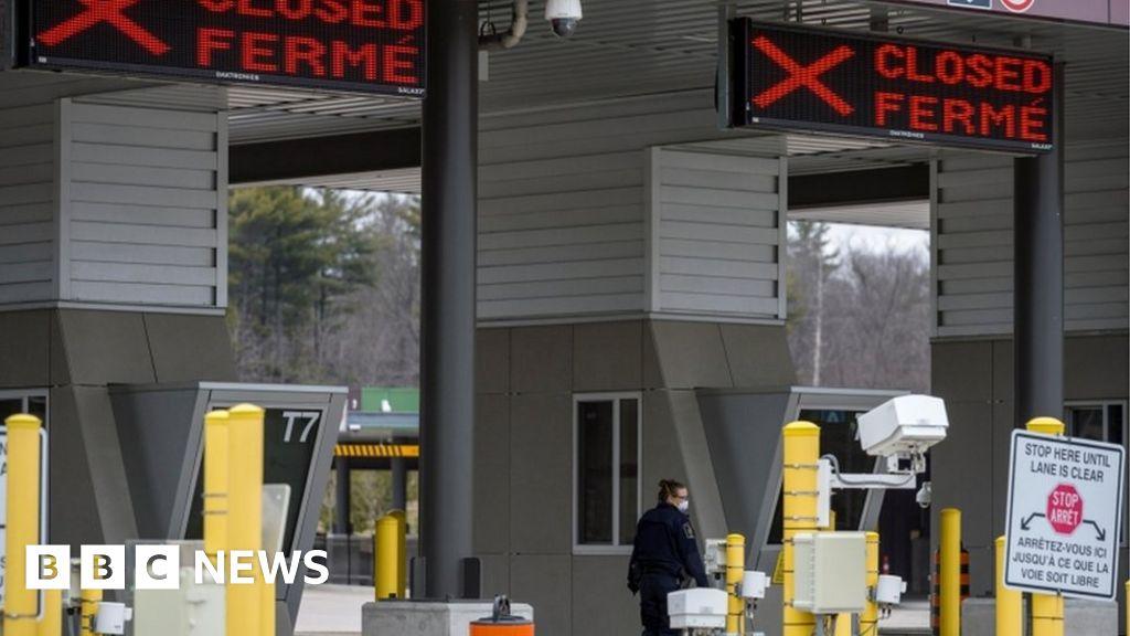 Coronavirus: US, Canada and Mexico restrict border traffic