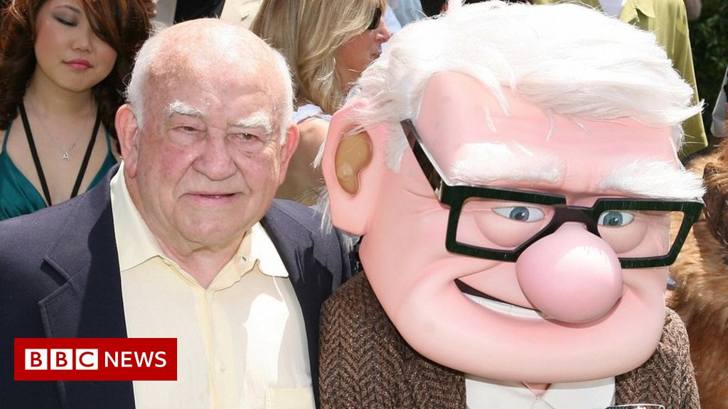 Ed Asner: Lou Grant and Up actor dies aged 91 - BBC News