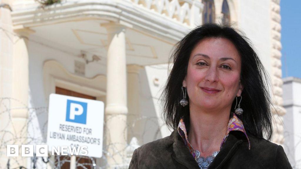 Daphne Caruana Galizia: Malta responsible for journalist death – inquiry