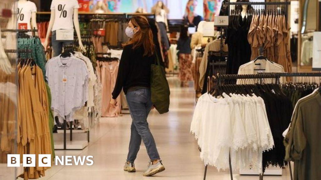 Coronavirus Ni Public Told To Wear Masks In Shops Bbc News