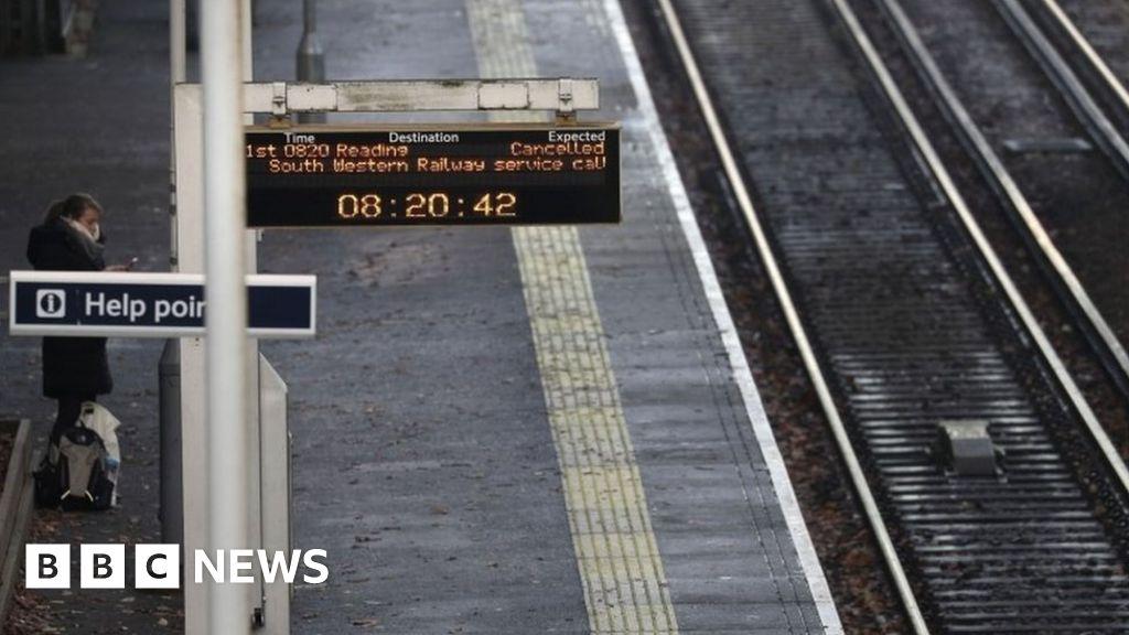 South Western Railway strike: Engineering adds to weekend woe