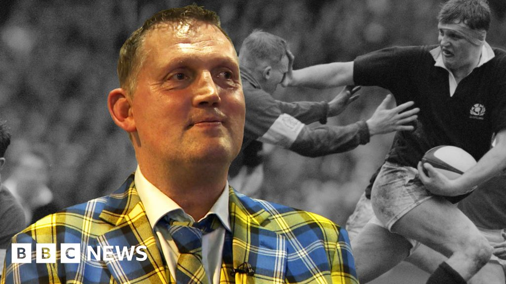 Doddie Weir: The rugby legend, who do not give in to MND